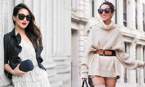 Wendy Nguyễn - từ cô bé mồ côi gốc Việt đến fashion blogger đắt giá thế giới