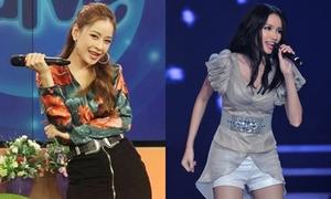 Những màn hát live 'chỉ muốn quên' của ca sĩ Vpop