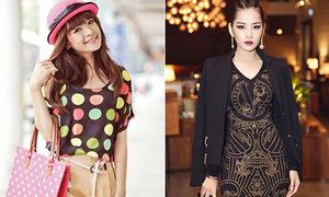 Hành trình từ 'hot girl bánh bèo' đến 'mỹ nhân hàng hiệu' của Chi Pu