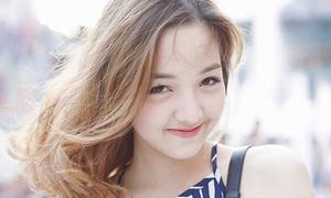Nhan sắc rạng rỡ của 'thiên thần' Thái Lan
