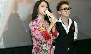 Hương Giang idol: 'Tôi hát live hay hơn Chi Pu, xinh đẹp như nhau'