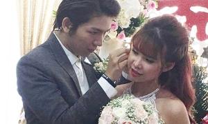 Khởi My - Kelvin Khánh bí mật làm lễ cưới sáng nay