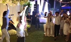 Người nhận được hoa cưới của Khởi My - Kelvin Khánh là ai?