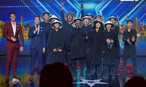 Nhóm nhảy Việt khiến giám khảo Got Talent châu Á tranh cãi