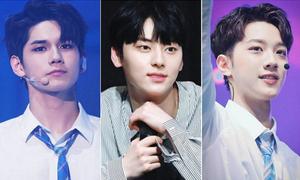 6 nhóm nhạc Kpop sở hữu 'Tam giác quỷ' nhan sắc