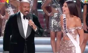 MC Steve Harvey gợi lại sự cố 'muối mặt' tại chung kết Hoa hậu Hoàn vũ