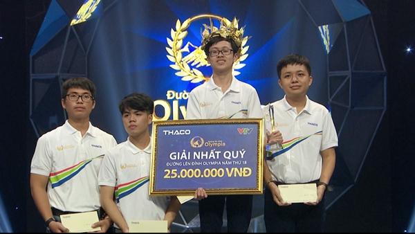 Nguyễn Hữu Quang Nhật là gương mặt đầu tiên đem cầu truyền hình về cho THPT Phan Châu Trinh, Đà Nẵng.