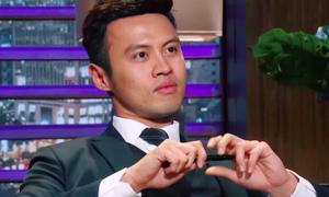 Bạn thân Hoa hậu Thu Thảo 'gây sốt' trên sóng truyền hình