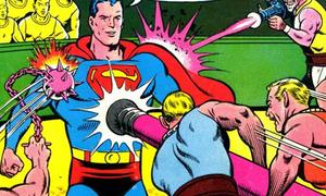 Những lần Superman trở về từ cõi chết