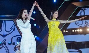 Sao Việt quy tụ tại đêm hội thời trang - âm nhạc