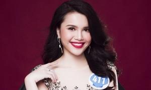 Nhan sắc đại diện Việt Nam thi 'Nữ hoàng du lịch Quốc tế'