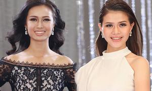 Thí sinh Hoa hậu Hoàn vũ Việt Nam bị 'dìm' nhan sắc vì lối trang điểm sến