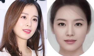 'Mỹ nhân đẹp nhất Hàn Quốc' sẽ có dung mạo thế nào?