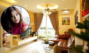 Ghé thăm căn hộ tiền tỷ mới tậu của Hoàng Yến Chibi