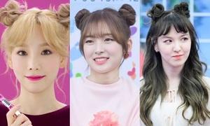 7 thần tượng Kpop 'xinh hết phần thiên hạ' với kiểu tóc Pucca