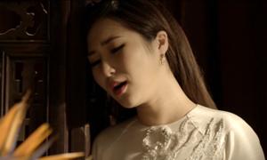 Hương Tràm uống rượu để hát nhạc phim 'Mẹ chồng' vì ám ảnh