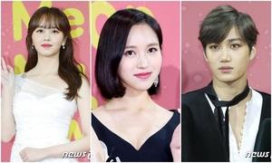 Kim So Hyun đọ sắc cùng dàn mỹ nhân trên thảm đỏ Melon