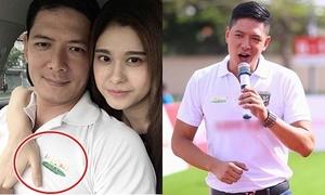 Bình Minh bị 'soi' khi giải thích ảnh thân mật với Trương Quỳnh Anh