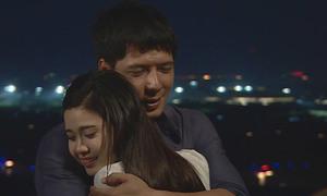 Cảnh tình tứ của Bình Minh và Trương Quỳnh Anh trong phim được 'đào lại'