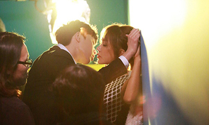 Cảnh hôn hot nhất màn ảnh nhỏ xứ Hàn đạt 170 triệu view