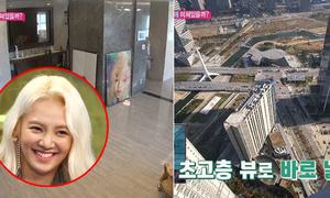 Căn hộ triệu đô xa hoa của Hyo Yeon (SNSD)