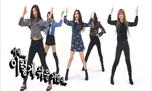 Red Velvet nhảy 'nhạc một đằng vũ đạo một nẻo' vẫn ngon ơ