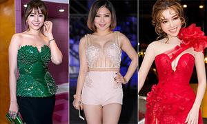 3 người đẹp từ 'sến chuyển thành sang' trong phong cách