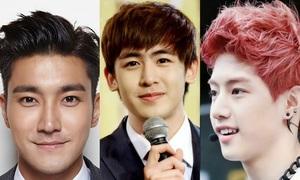 7 sao nam Hàn xuất thân từ gia đình giàu có, quyền lực