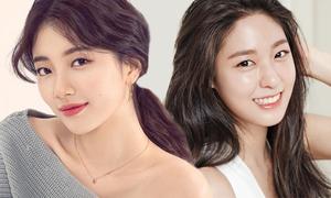 Những cô gái đẹp nhất Kpop trong mắt của các idol
