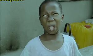 Clip hài: Vì sao trẻ con không nên làm mặt xấu?