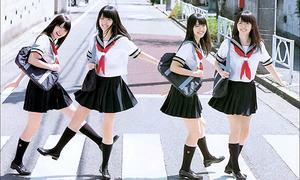 Lý do bất ngờ sau việc nữ sinh Nhật đi đâu cũng mặc đồng phục