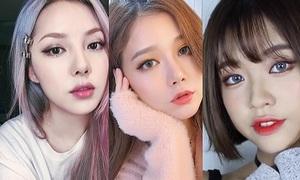 8 hot girl làm đẹp xứ Hàn hút fan 'khủng' trên YouTube