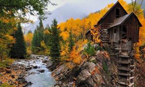 22 địa điểm bỏ hoang đẹp như trong truyện thần thoại
