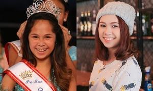 Cô gái gốc Việt từng đăng quang Miss Teen Mỹ 'dậy thì thành công'