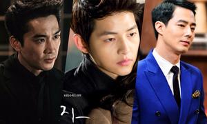 5 chàng trai chuẩn 'bad boy' vẫn hút fan nữ ùn ùn trong phim Hàn