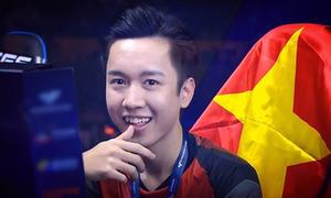 Chàng game thủ Việt điển trai như diễn viên Hàn được tìm kiếm