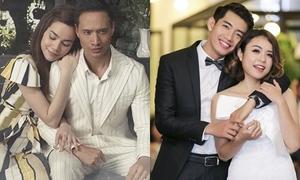 Những cặp tình nhân mới của showbiz Việt 2017