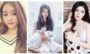 5 gái xinh nổi tiếng hơn nhờ đóng MV của Chi Dân