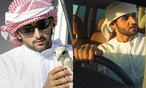Thái tử Dubai giỏi toàn diện sở hữu dàn siêu xe và thú cưng độc đáo