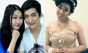 Chồng cũ Phi Thanh Vân 'đá xéo' Trấn Thành lố lăng sau clip nhại giọng?