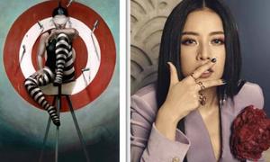 Chi Pu vướng nghi vấn 'đạo nhái' ý tưởng trong poster MV mới