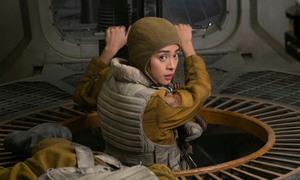 Một phút gây ấn tượng với thế giới của Ngô Thanh Vân trong 'Star Wars'