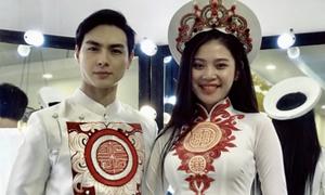 Ảnh cưới lung linh của Chúng Huyền Thanh và bạn trai hot boy