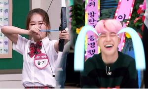 Những sự cố mất mặt của idol Hàn trên truyền hình
