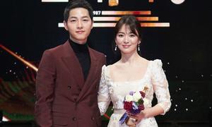 Vợ chồng Song - Song dẫn đầu top diễn viên xuất sắc 2017