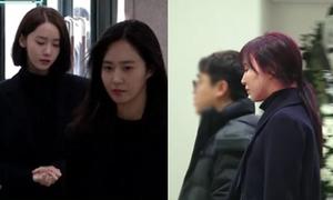 Yoon Ah, IU, BTS đau buồn đến viếng Kim Jong Hyun