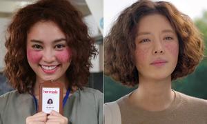 Tạo hình phim Việt 'remake' không kém phiên bản Hàn