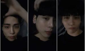Video livestream cuối cùng trước khi qua đời của Jong Hyun
