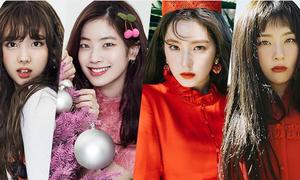 4 màn biểu diễn đặc biệt của idol Kpop trên show âm nhạc cuối năm
