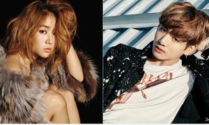 'Nữ hoàng song ca' Soyu muốn hát đôi cùng Jung Kook (BTS)